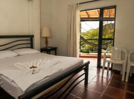 Hotel Mirador de Taganga, hotel en Taganga