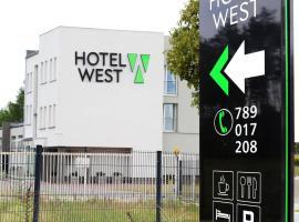 Poznań West Hotel - Bon Turystyczny, hotel in Poznań