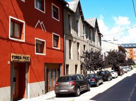 Fonda Prat, guest house in Puigcerdà