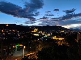 Avlabari Terrace Rooms, hotel in Tbilisi City