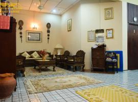 Teratak Ibunda Guest house, homestay in Kota Bharu