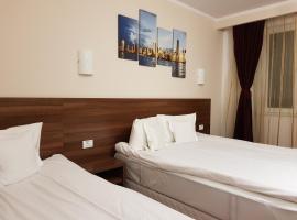 Hotel Hermes, hotel in Alba Iulia