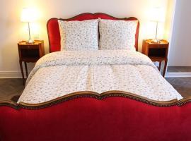 Le Napoléon, maison d'hôtes à Luxeuil-les-Bains