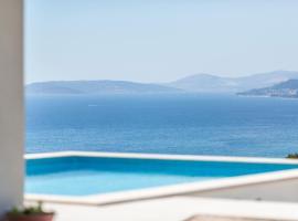 Villa Horizon save 15 percent on Split-villas com, luxury hotel in Podstrana