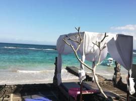 Anom Beach Hotel, hotel in Candidasa