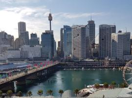 Darling Harbour 2 Bedroom Apartment, hotel near The Star Event Centre, Sydney
