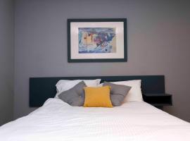 Citi Hotel Aberdeen, hotel en Aberdeen