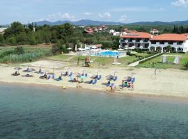 Alkinoos Beach Hotel, vacation rental in Gerakini