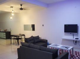 F.A Guesthouse Pasir Gudang, hotel di Pasir Gudang