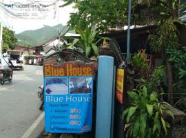 Blue House Pai, hotel in Pai