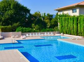Apartment Eden Park, apartment in Saint-Tropez