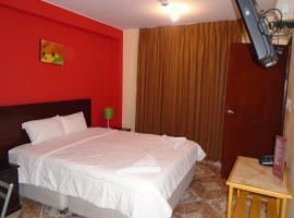 Royal Inca Hotel, Hotel in der Nähe vom Flughafen Jorge Chavez - LIM, Lima