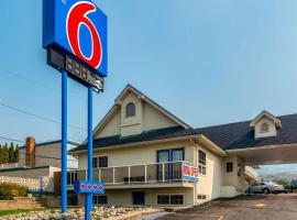 Motel 6-Kamloops, BC, hotel in Kamloops