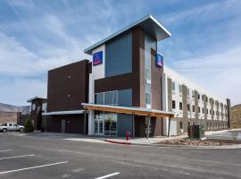 Studio 6-Mccarran, NV - Sparks - Tahoe - Reno Industrial Center, hotel in Clark