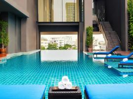 Mövenpick Residences Ekkamai Bangkok, vacation rental in Bangkok