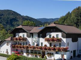 Hotel - Pension Scheiblechner, Hotel in Göstling an der Ybbs