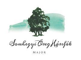 Somhegyi Öreg Hársfák Major Vendégház, hotel Bakonybélen