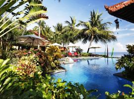 Teluk Karang Dive & Spa Resort, hotel in Tejakula