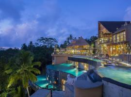 The Kayon Jungle Resort by Pramana, hotel near Tegallalang Rice Terrace, Ubud