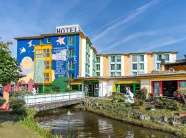 CONTEL Hotel mit Teststation, hotel in Koblenz