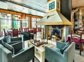 Хотел 3 Планини, хотел в Банско
