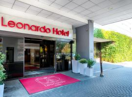 Leonardo Hotel Frankfurt City South, hotel in Frankfurt/Main