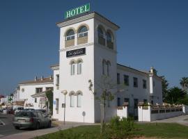 Hotel Cortijo Los Gallos, Hotel in der Nähe von: Strand Playa La Barrosa, Chiclana de la Frontera