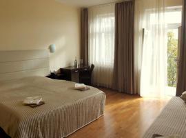 Hotel Trevi, hotel en Vinohrady, Praga