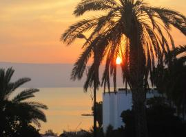 Panorama, guest house in Tiberias