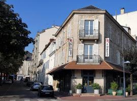 Hôtel Bistrot Le Marceau, hôtel à Limoges près de: Golf de Limoges