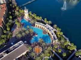 Hilton Grand Vacations at Tuscany Village, hotel em Orlando