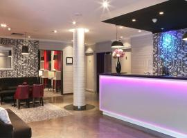 Best Western Allegro Nation, hotel in Paris