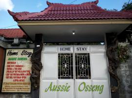 aussie osseng homestay, family hotel in Banyuwangi