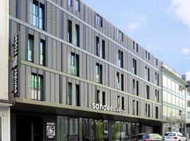 Sander Hotel, hotel near Cable Car Koblenz, Koblenz