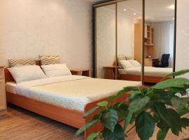 Двухкомнатные апартаменты, apartment in Tikhvin