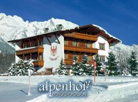 Alpenhof Wohlfühlpension, hotel in Obsteig