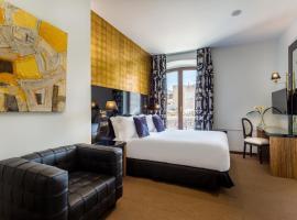 Room Mate Leo, hotel cerca de Catedral de Granada, Granada