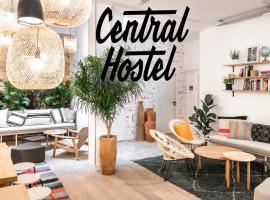 Central Hostel Bordeaux Centre, hôtel à Bordeaux