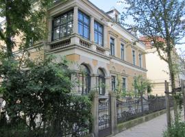 Villa Barbara Dresden, Hotel in Dresden