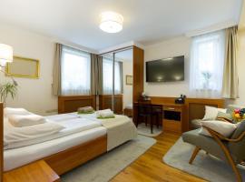 CityPark Villa Flat, ξενοδοχείο κοντά σε Κάστρο Vajdahunyad, Βουδαπέστη