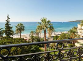 Hôtel Vacances Bleues Royal Westminster, pet-friendly hotel in Menton