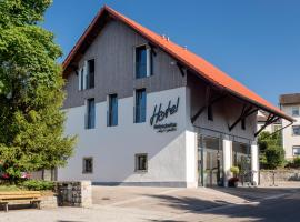 Hotel Holzscheiter, Hotel in der Nähe von: Rheinfall, Lottstetten