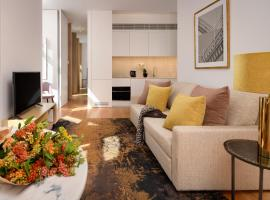 Ouro Grand by Level Residences, apartment in Lisbon