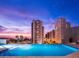 Hilton Garden Inn Barranquilla, hotel en Barranquilla