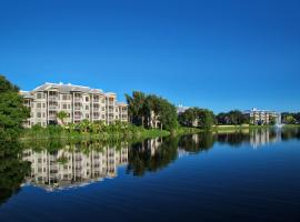 Marriott's Cypress Harbour Villas, hotel near Visit Orlando's Official Visitor Center, Orlando