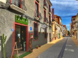 Hotel Fontanella, hotel en Denia
