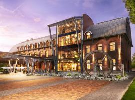 Młyn Jacka Hotel & Spa – hotel w pobliżu miejsca Rodzinny park rozrywki Energylandia w mieście Jaroszowice