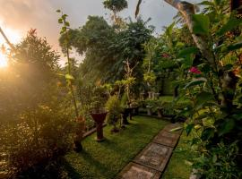Ubud Wins Bungalow, hotel near Ubud Palace, Ubud