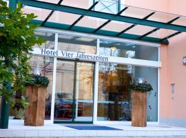 Hotel Vier Jahreszeiten, hotel in Bad Reichenhall