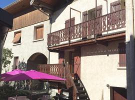 2 Chemin des Epinois, apartment in Séez